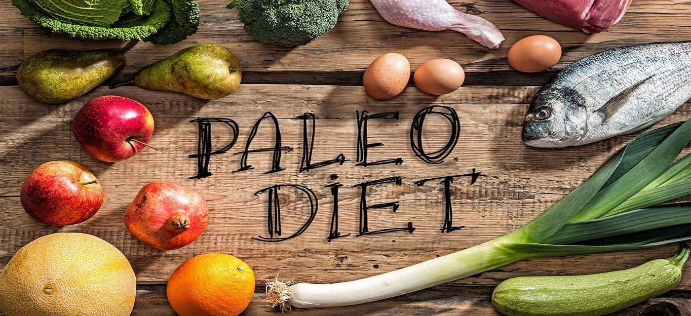 Paleo Cave Man Diet Food
