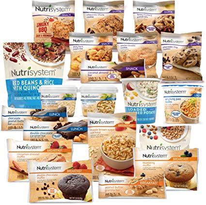 nutrisystem new diet